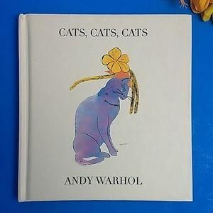 🐈Warhol CATS, CATS, CATS🐱🐾😻😺🐾😸😹